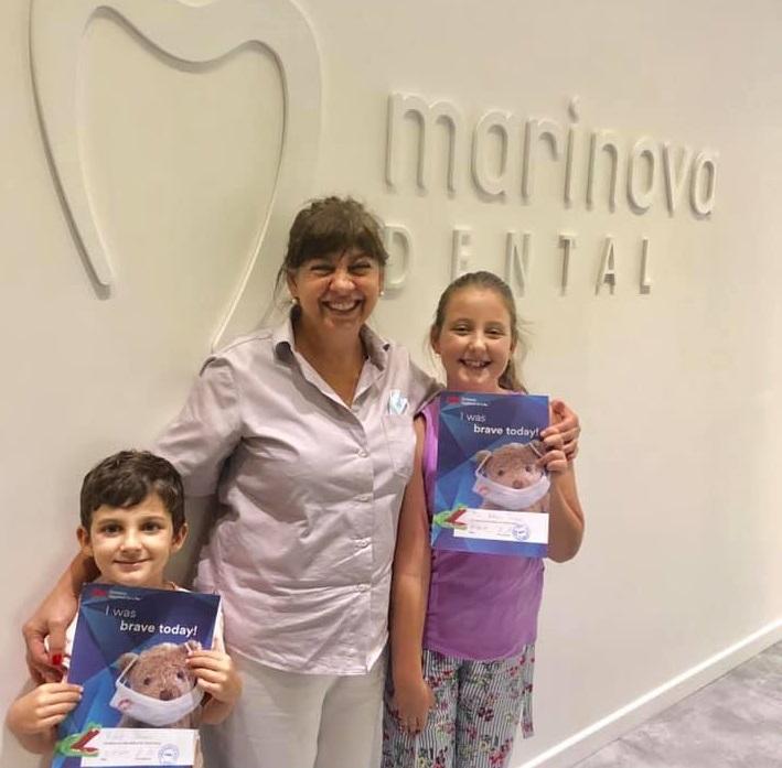 Детска стоматология в Marinova Dental Clinic