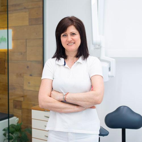 Dental Assistant Veska Shtrakova